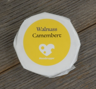 Walnuss Camembert